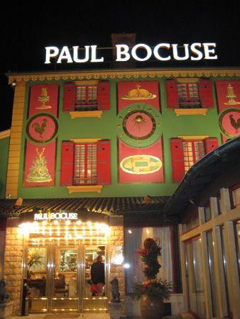 Paul Bocuse!