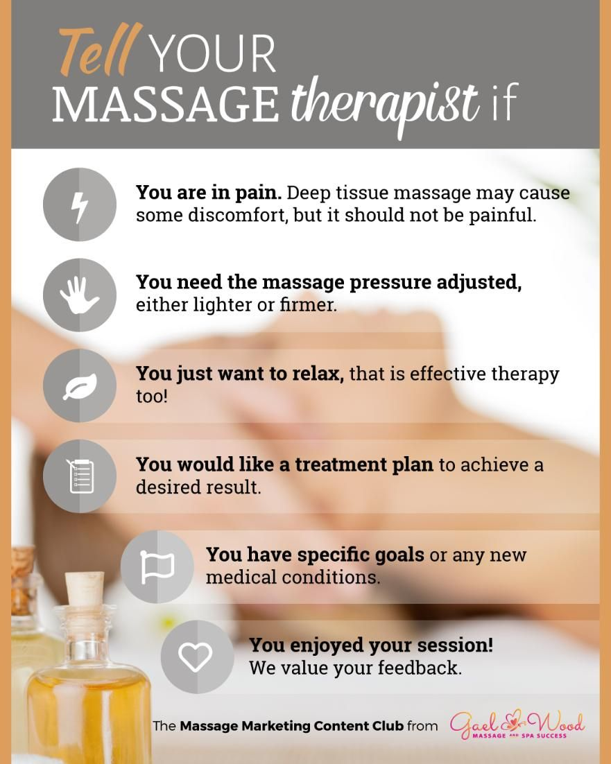 Free Massage Business Classes, Packages and Training
