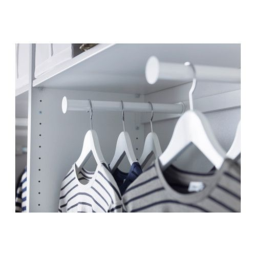 Komplement Pull Out Clothes Rail White Shop Ikea Ca Ikea Clothes Rail Ikea Komplement Hanging Clothes