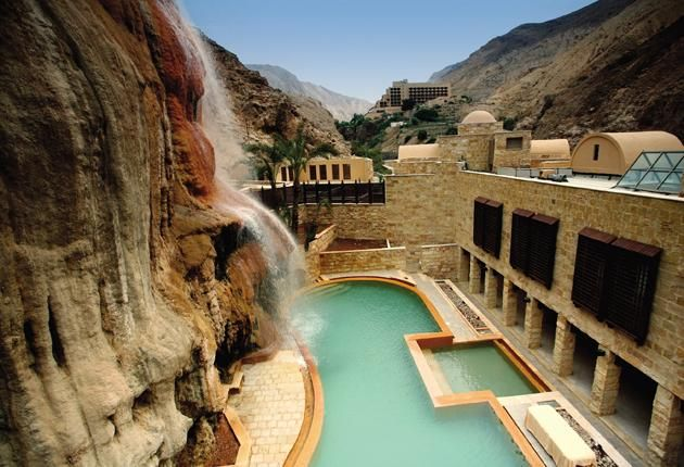 Stay The Night Evason Ma In Hot Springs Six Senses Spa Jordan Senses Spa Hot Springs Resort