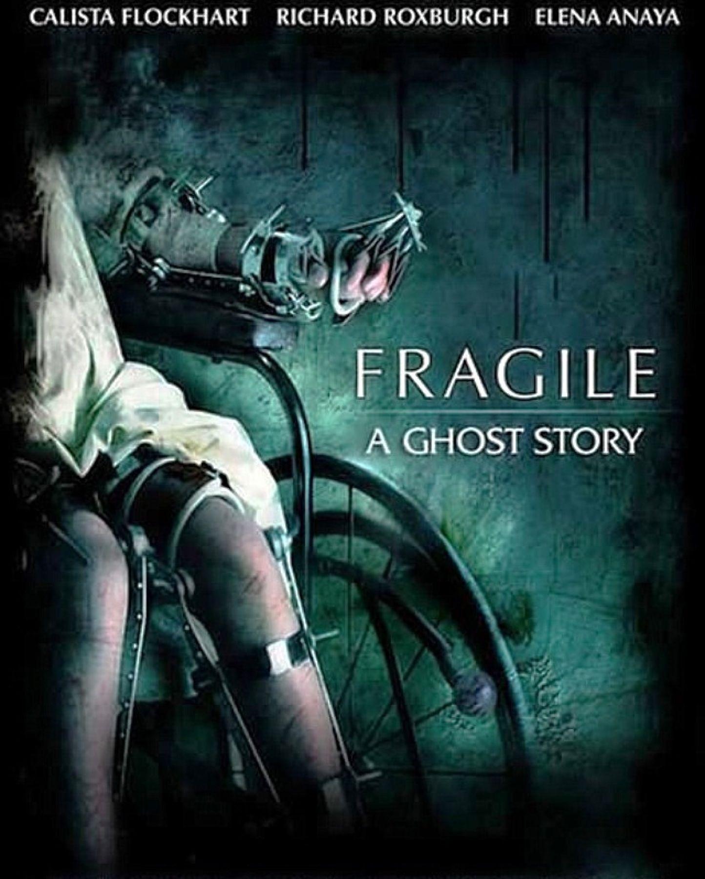 Fragile. Starring Calista Flockhart. Nice, little known