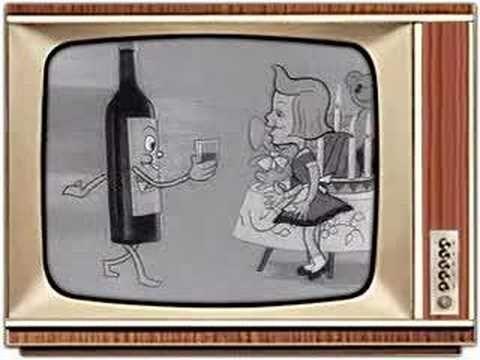 Rotbäckchen TV Werbung aus den 60er Jahren 60