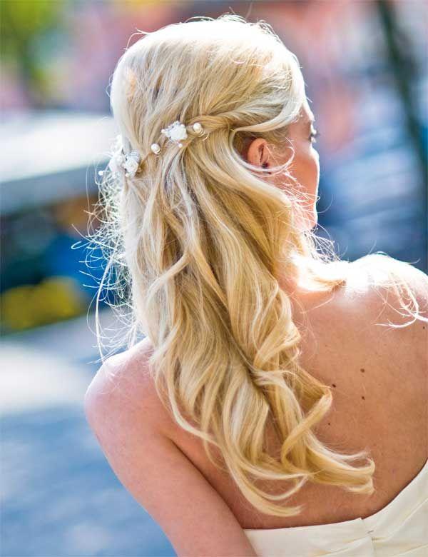 Brautfrisuren 4 Looks Fur Die Perfekte Brautfrisur Frisur