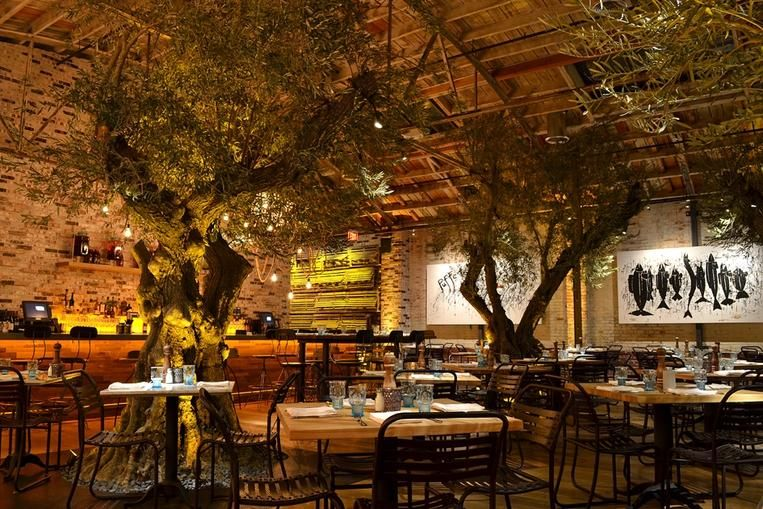 Herringbone is now a La Jolla hotspot, and rightfully so as the restaurant is exceptionally designed to appeal to those seeking upscale, casual, or anywhere in between, San Diego, CA, USA