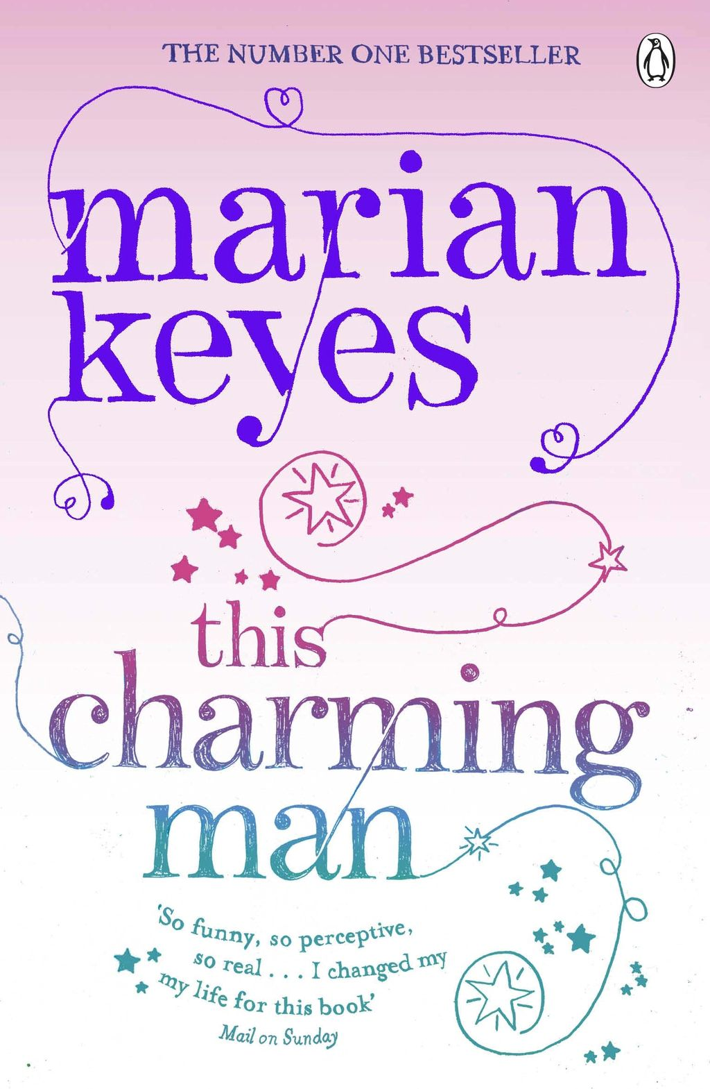 Explore Penguin Books, Fiction Books, And More! This Charming Man