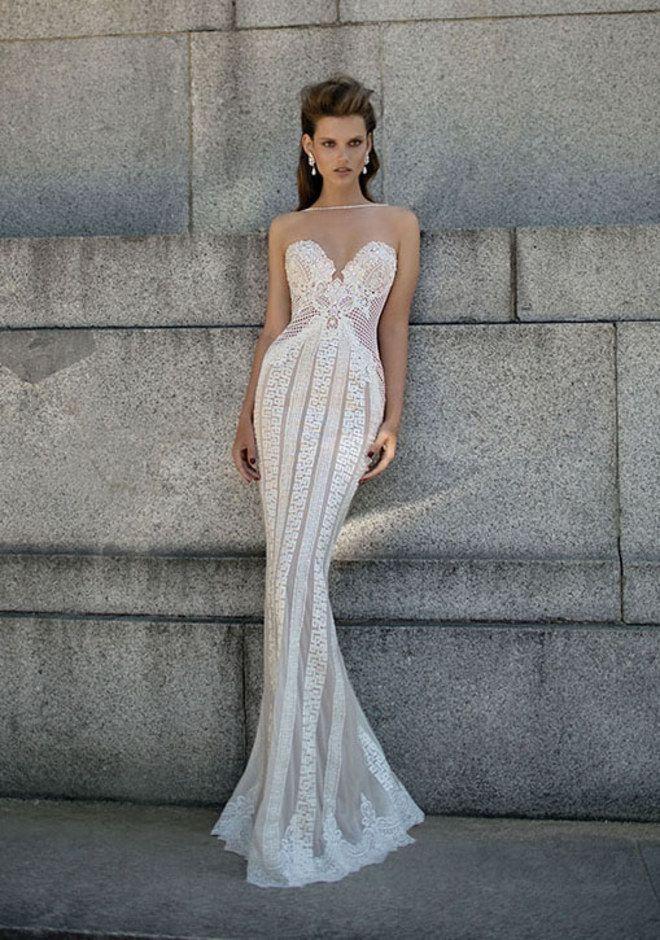 Brautkleider im Meerjungfrau-Stil   The Beauty of Women   Pinterest ...