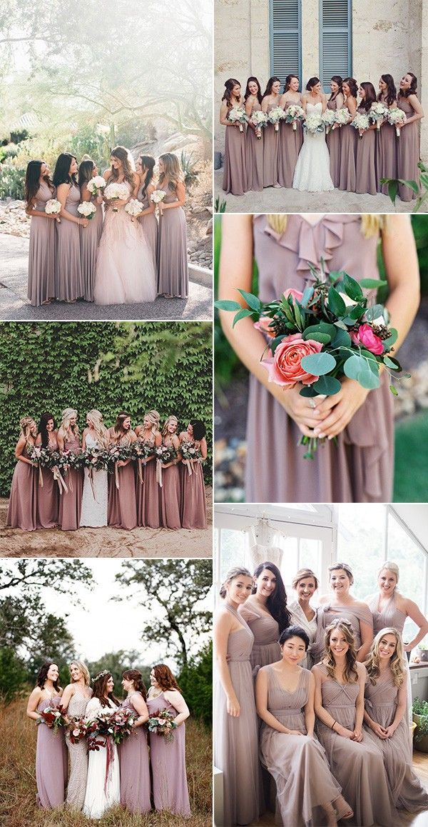 Trending 25 Stunning Mauve Wedding Color Ideas Oh Best Day Ever