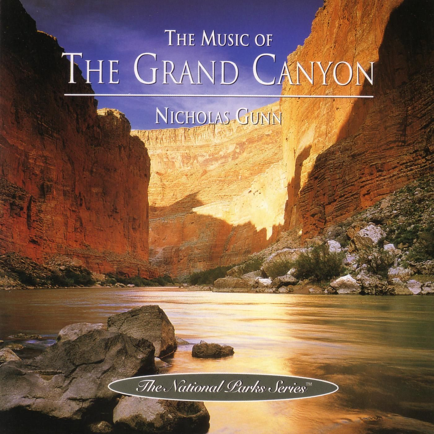 Nicholas Gunn - The music of the Grand Canyon | New age music. Country music videos. Music