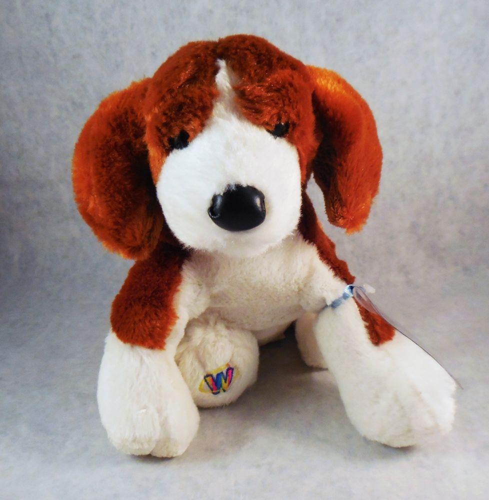 Ganz Webkinz Beagle Hm141 Plush Stuffed Toy Dog No Code Webkinz Dog Toys Beagles For Sale [ 1000 x 978 Pixel ]