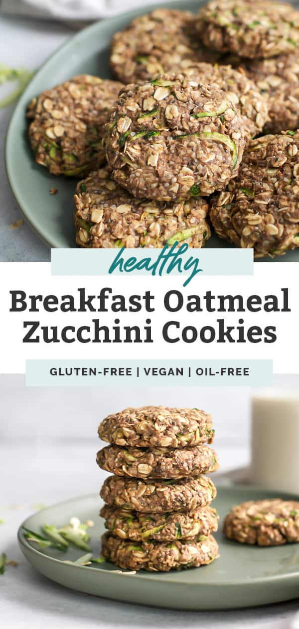 Healthy Breakfast Zucchini Cookies Fit Mitten Kitchen Recipe In 2020 Recipes Breakfast Cookies Healthy Zucchini Cookies