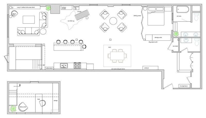 Floor plan a design consultation and diy spirit reinvents