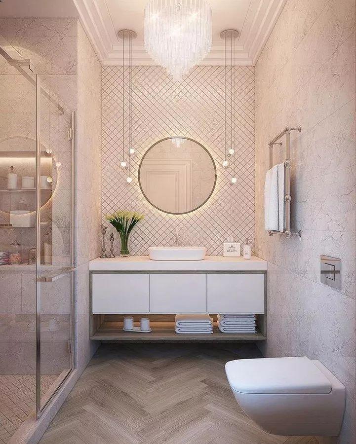 Photo of Einzigartige Beleuchtungsideen für Badezimmer, um Ihrem Raum einen traumhaften Touch zu verleihen 21