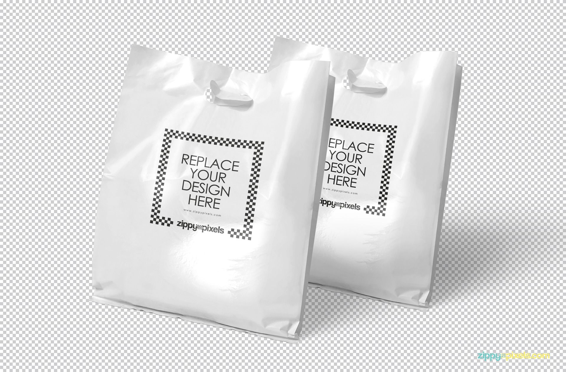 Download Free Plastic Bag Mockup Zippypixels Bag Mockup Plastic Bag Design Packaging Mockup