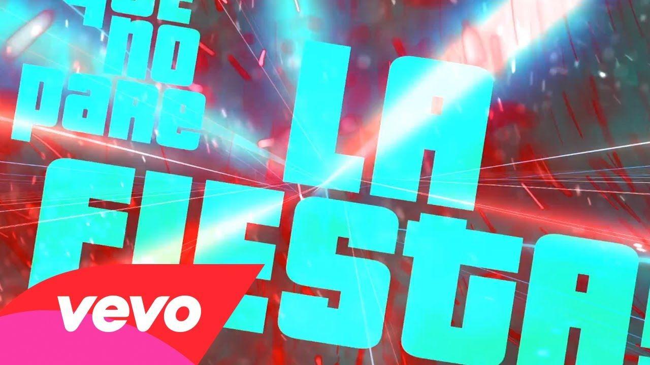 Pitbull Don T Stop The Party Official Lyric Video Ft Tjr Lyrics Videos Pitbull Feat Pitbulls