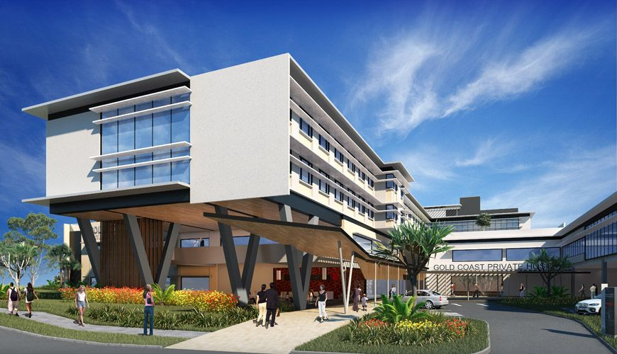 Gold coast private hospital private hospitals house