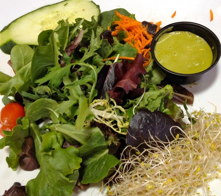 Swami S Cafe Vegan Friendly The Fussy Fork Vegan Restaurant Options Vegan Restaurants Vegan Sides