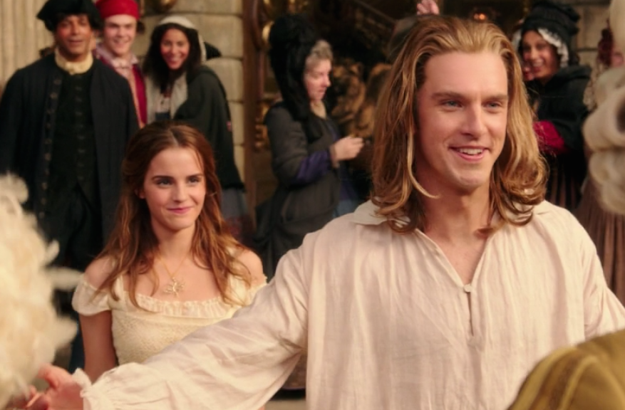 Dan Stevens As The Prince After He Transformed From The Beast Beauty And The Beast Movie Beauty And The Beast Disney Beauty And The Beast