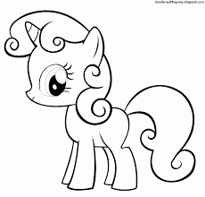 My Little Pony Para Colorear Pinkie Pie Bebe Buscar Con Google