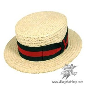 Straw hats were even more popular for hot summer days then flat caps.  Outdoor sporting became the new hobby for men and women. 7a6155d59ef