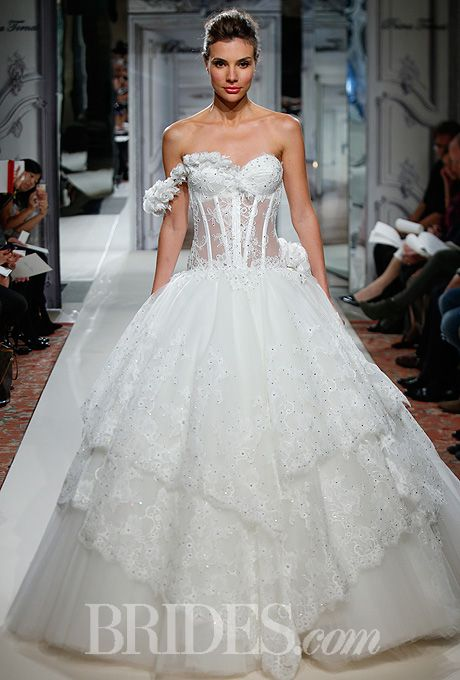 Pnina tornai for kleinfeld 2014 pnina tornai for Pnina tornai wedding dresses prices