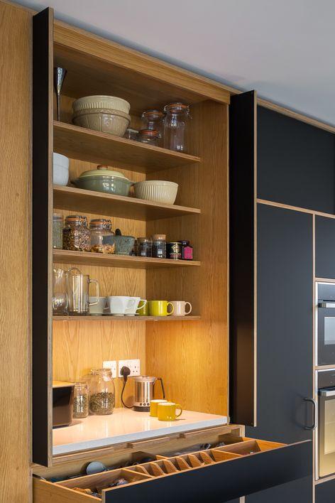 Photo of Bespoke plywood furniture