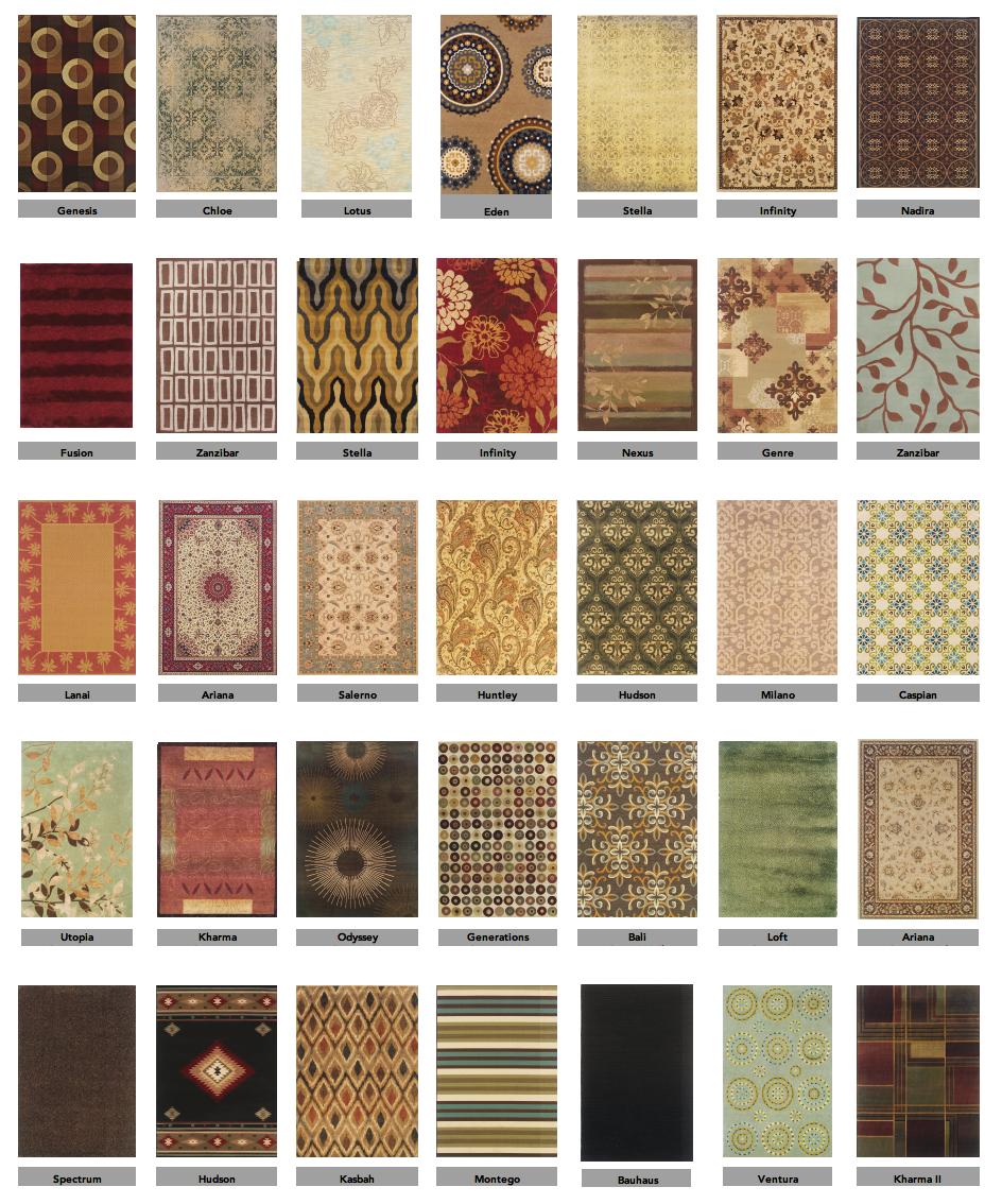 Rugs By Oriental Weavers At James Carpets Of Huntsvilled
