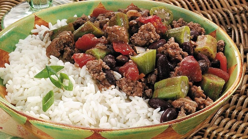 Louisiana Style Picadillo Recipe Soup With Ground Beef Picadillo Beef