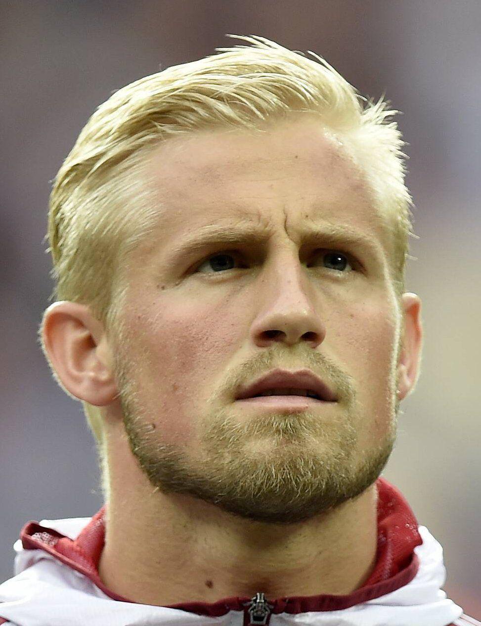 Kasper Schmeichel Kasper Schmeichel Sports Celebrities Blonde Beard