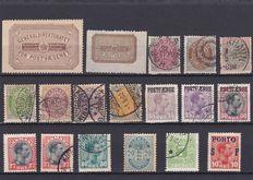 Denmark 1864/1923 - A small collection