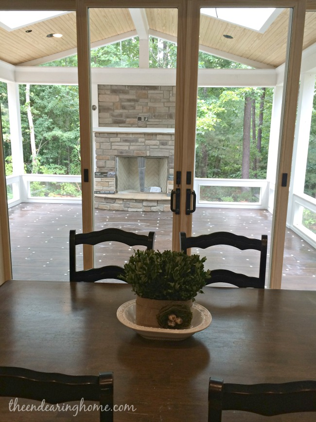 Turning Our Back Porch Dreaming Into A Reality - Part 3 in ...