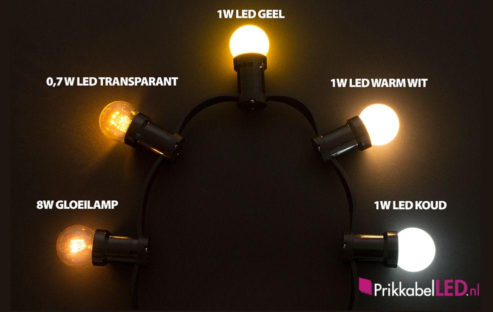 Prikkabel Led Lampen : Stks hq factory koop led lamp gu w w warm wit wit hq