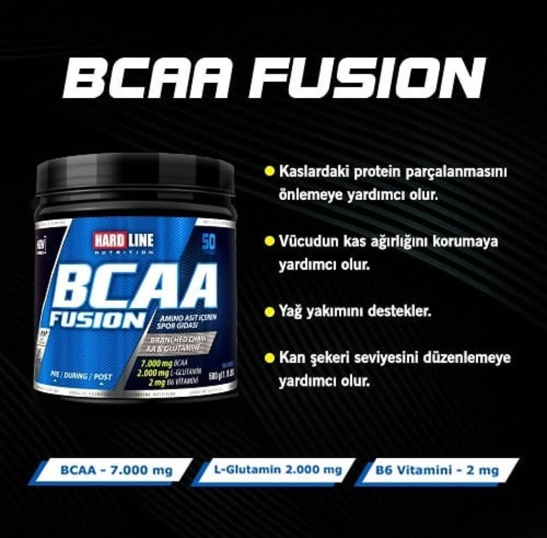 BCAA FUSION #fitness #sport #sports #gym #gymlife #bodybuilding  #vücutgeliştirme #sportive  #fitnes...