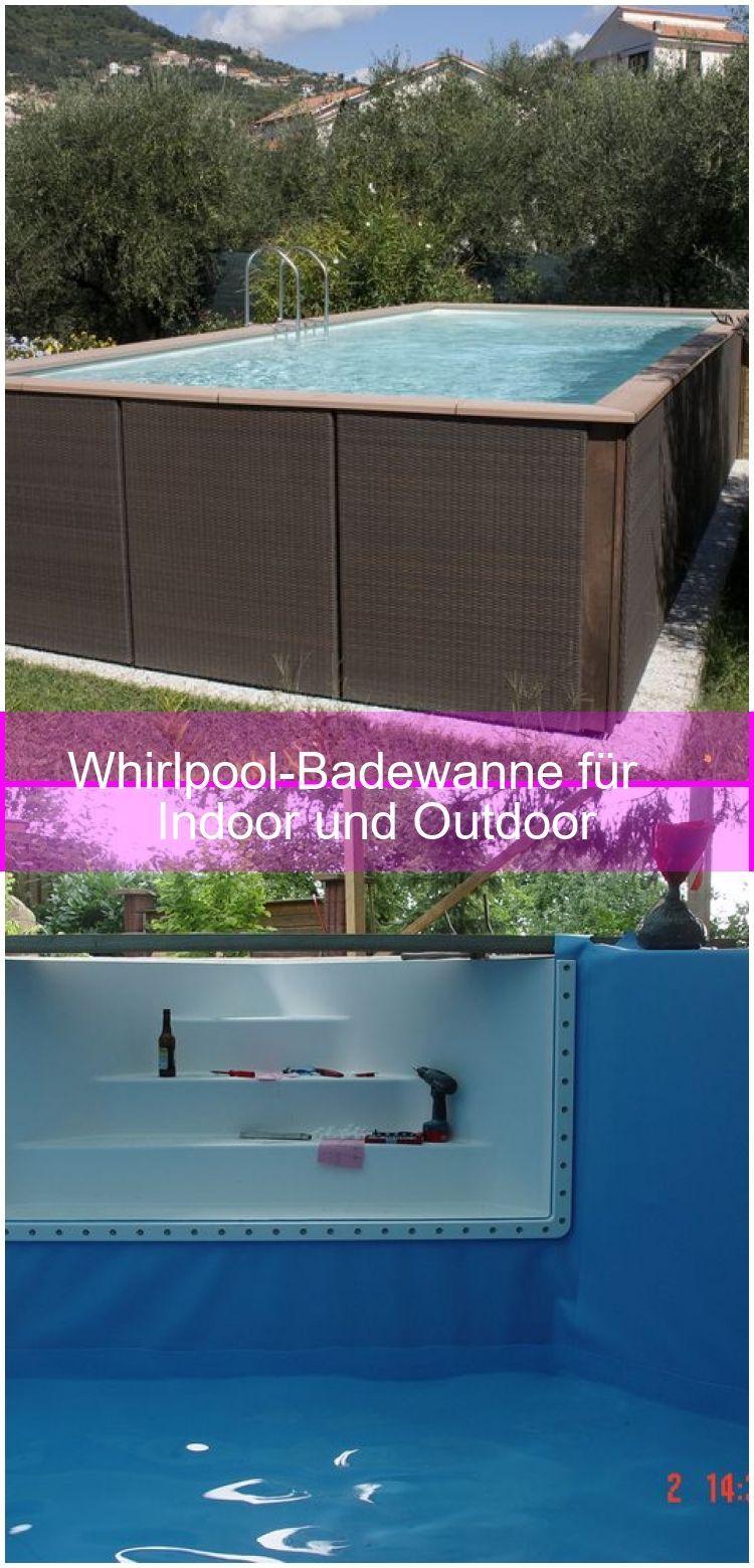 Whirlpool Badewanne Fur Drinnen Und Draussen Fur Drinnen Und Draussen Und Fur Die Whirlpool Badewanne Whirlpool Fur D In 2020 Whirlpool Badewanne Whirlpool Badewanne