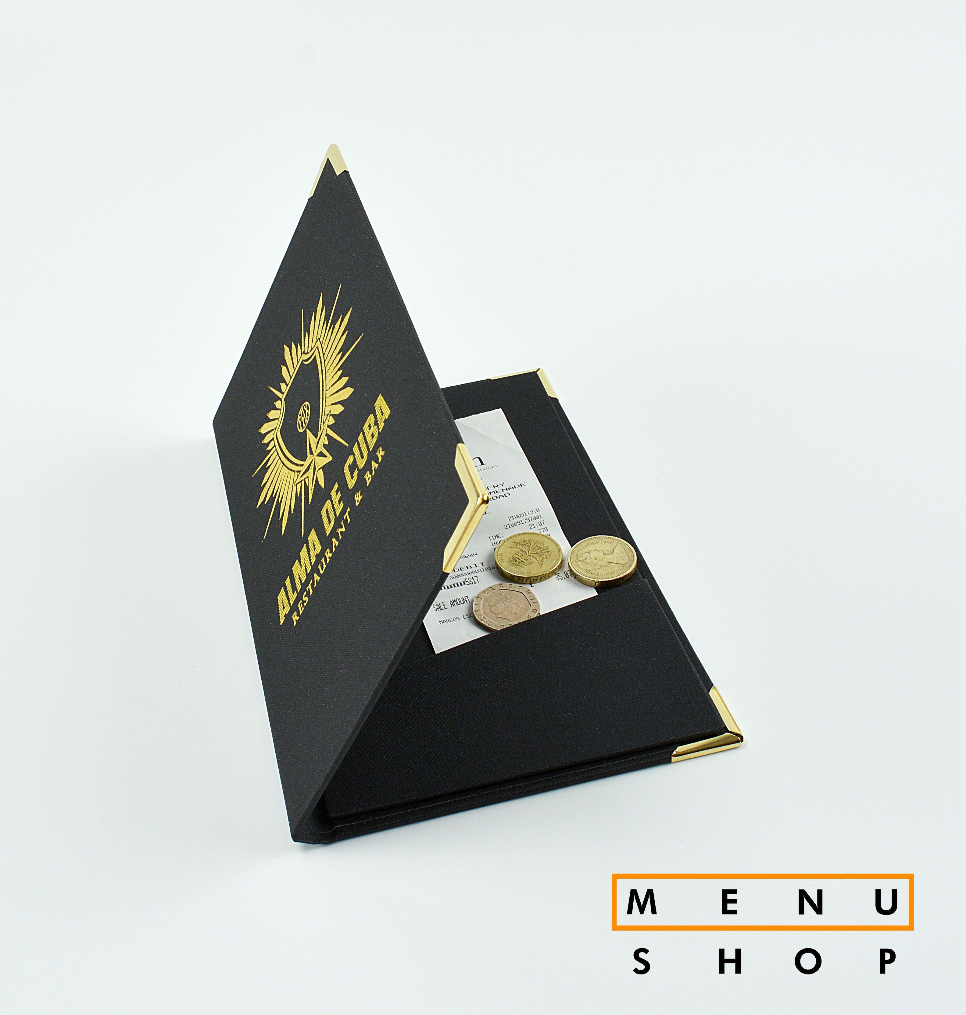 Porta cuentas para un Restaurante y Club Cubano de Salsa by Menu ...