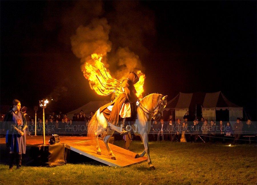 Photo fire rider by Ferdi Doussier on 500px