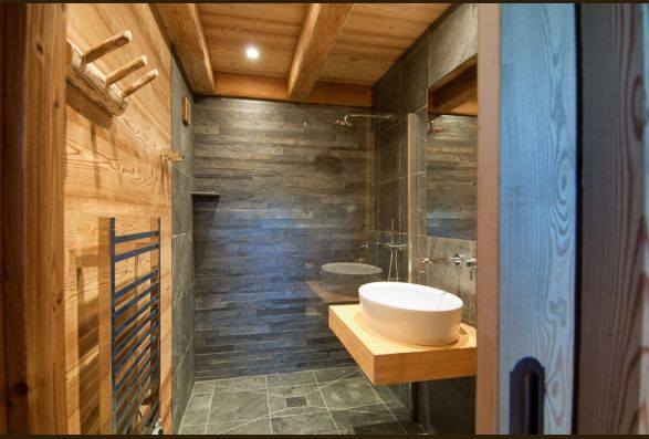 Emejing Interieur Chalet En Bois Gallery - Amazing House Design ...