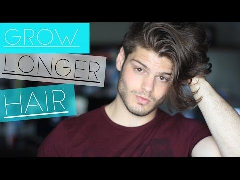 How To Grow Hair Faster Longer Men S Hairstyle Tips Grow Hair Growing Long Hair Faster Hair Growth For Men