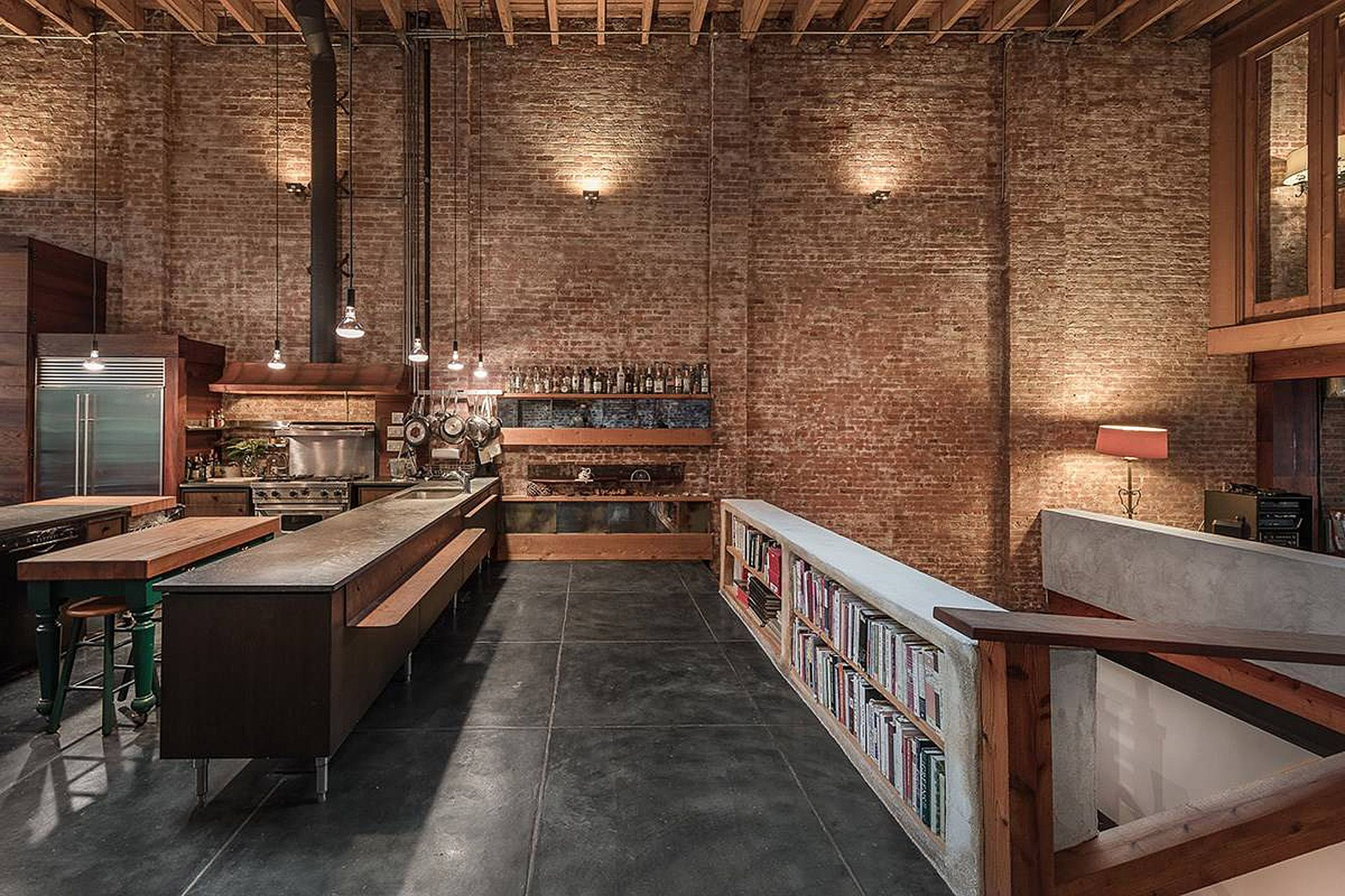 West Chelsea Warehouse Conversion Warehouse Conversion House On