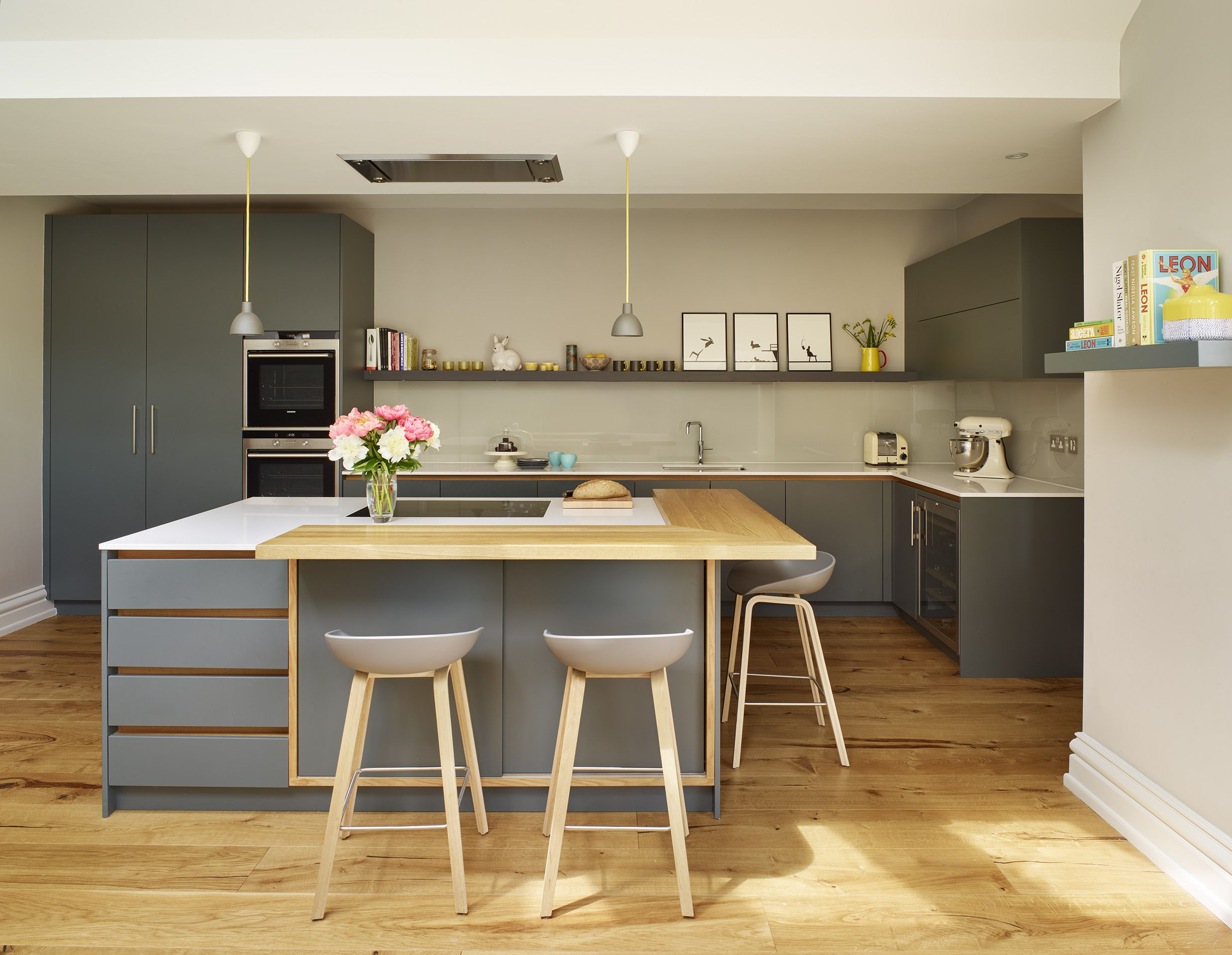 Innova küchen ~ An innova luca matt white kitchen diy kitchens