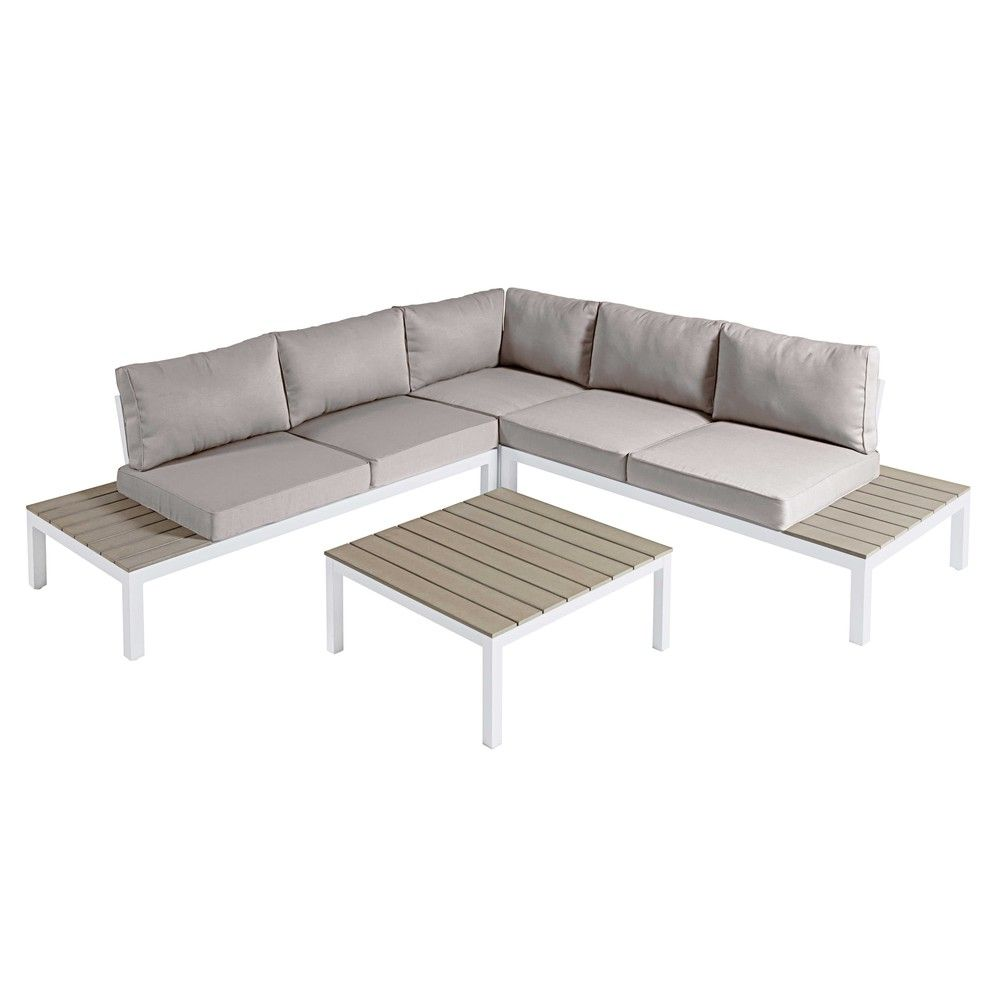 Salon de jardin 6 places | Jardin | Outdoor lounge furniture ...
