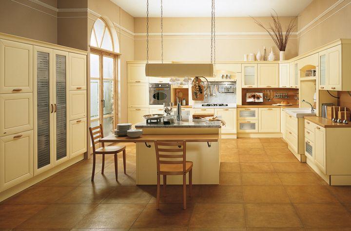 Scic cucine d\'Italia, modello Acquamarina/Positano | Cucine ...