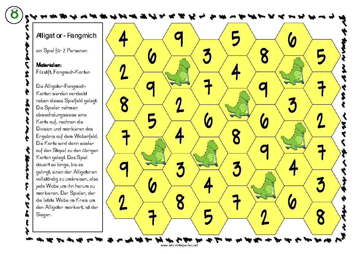 Mathe Spiele Grundschule