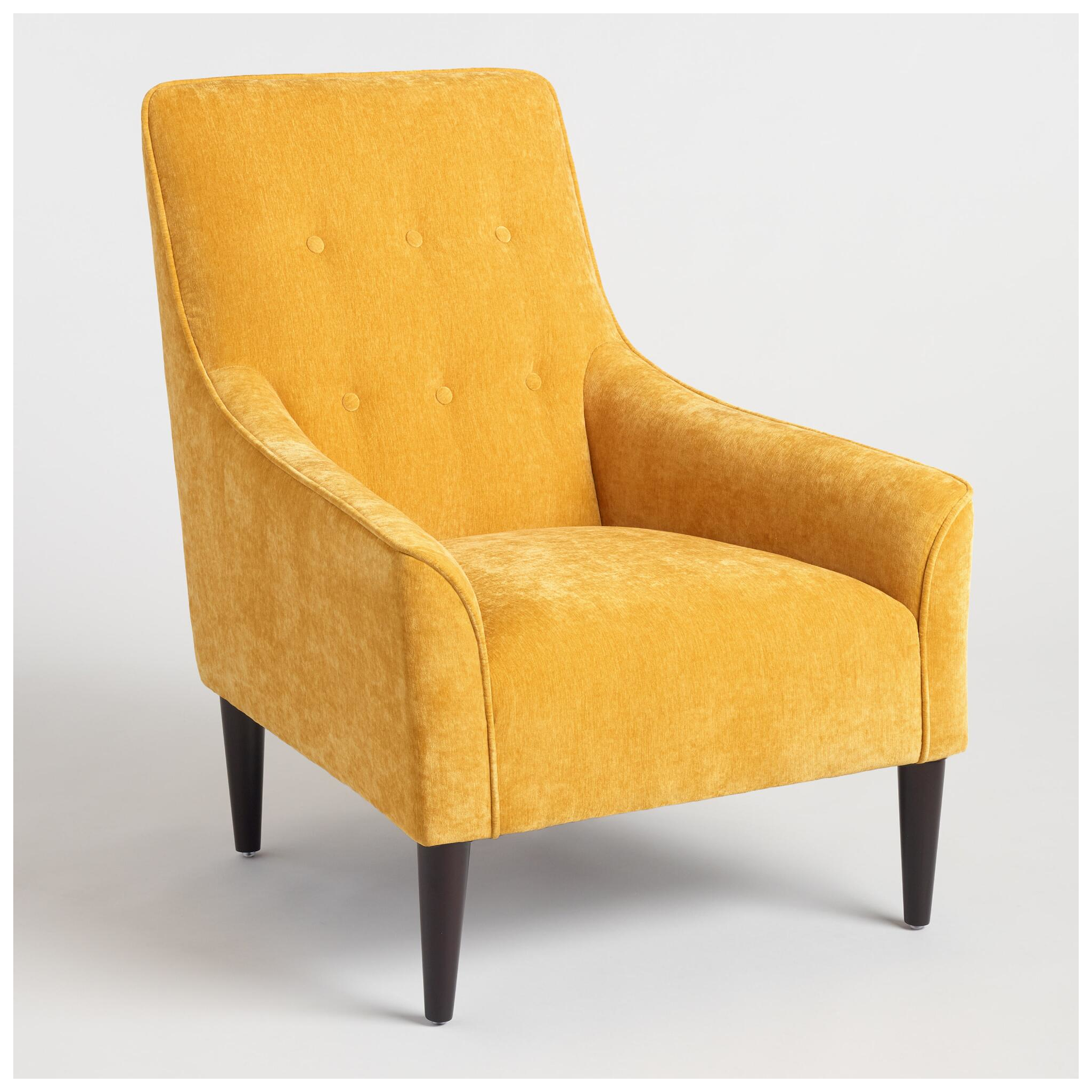 Cost Plus World Market French Yellow Taryn Chair By World Market