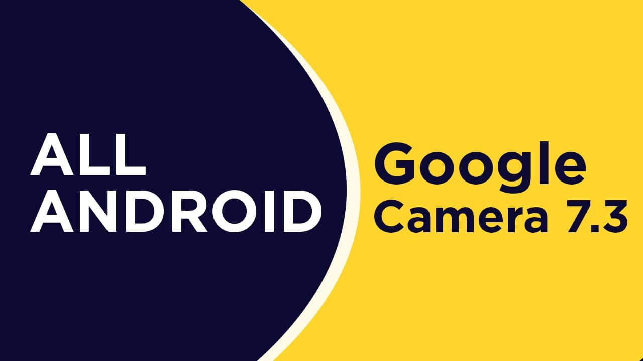 The Tech Giant Google Has Recently Released A New Google Camera App Version For The Pixel 4 Series Devices It S None Other In 2020 Google Camera Android Camera Pixel