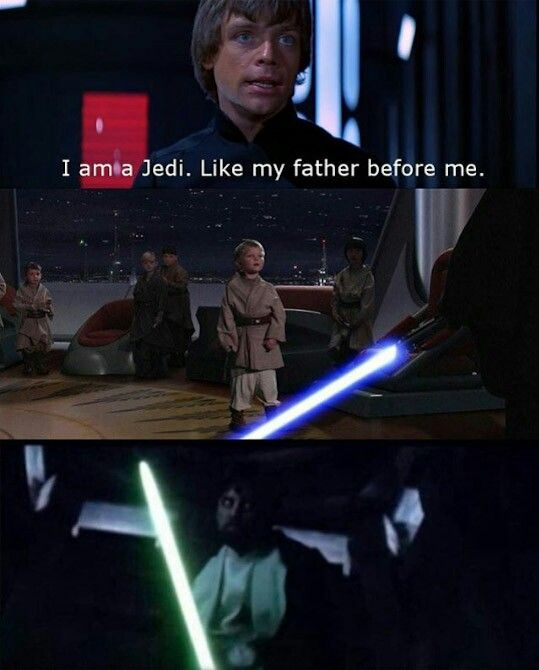 Pin By Pablo Lopez Sauza On Star Wars Quality Memes Star Wars Jokes Star Wars Humor Funny Star Wars Memes
