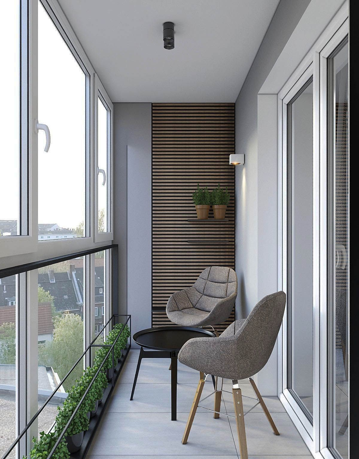 Little Center Apartment Layout Concepts 2019 Modern Tiny Clever With Images Apartment Balcony Decorating