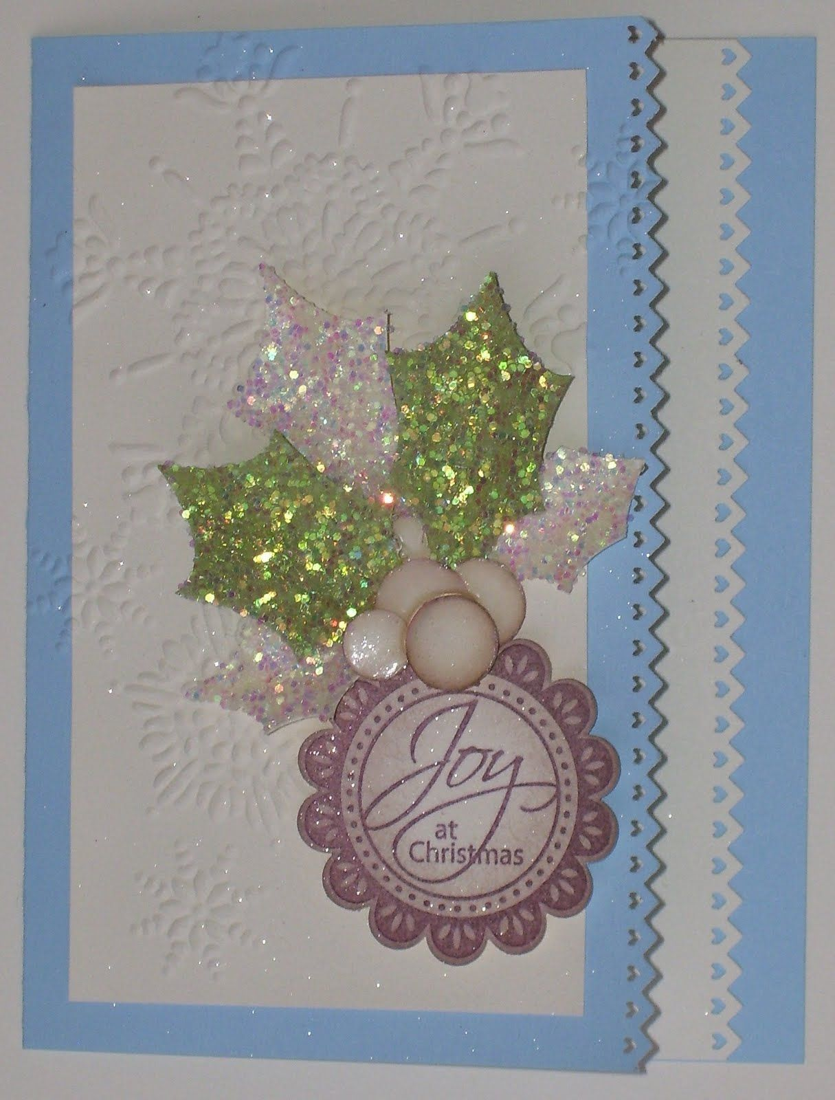 stampin up and sizzix christmas card | Craft Ideas | Pinterest ...