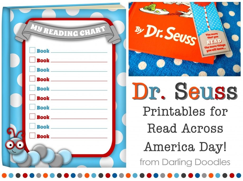 photograph about Read Across America Printable named Pin upon Education