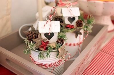 meine neue weihnachtsdekoration in der k che ganz einfach gemacht alte zima pinterest. Black Bedroom Furniture Sets. Home Design Ideas