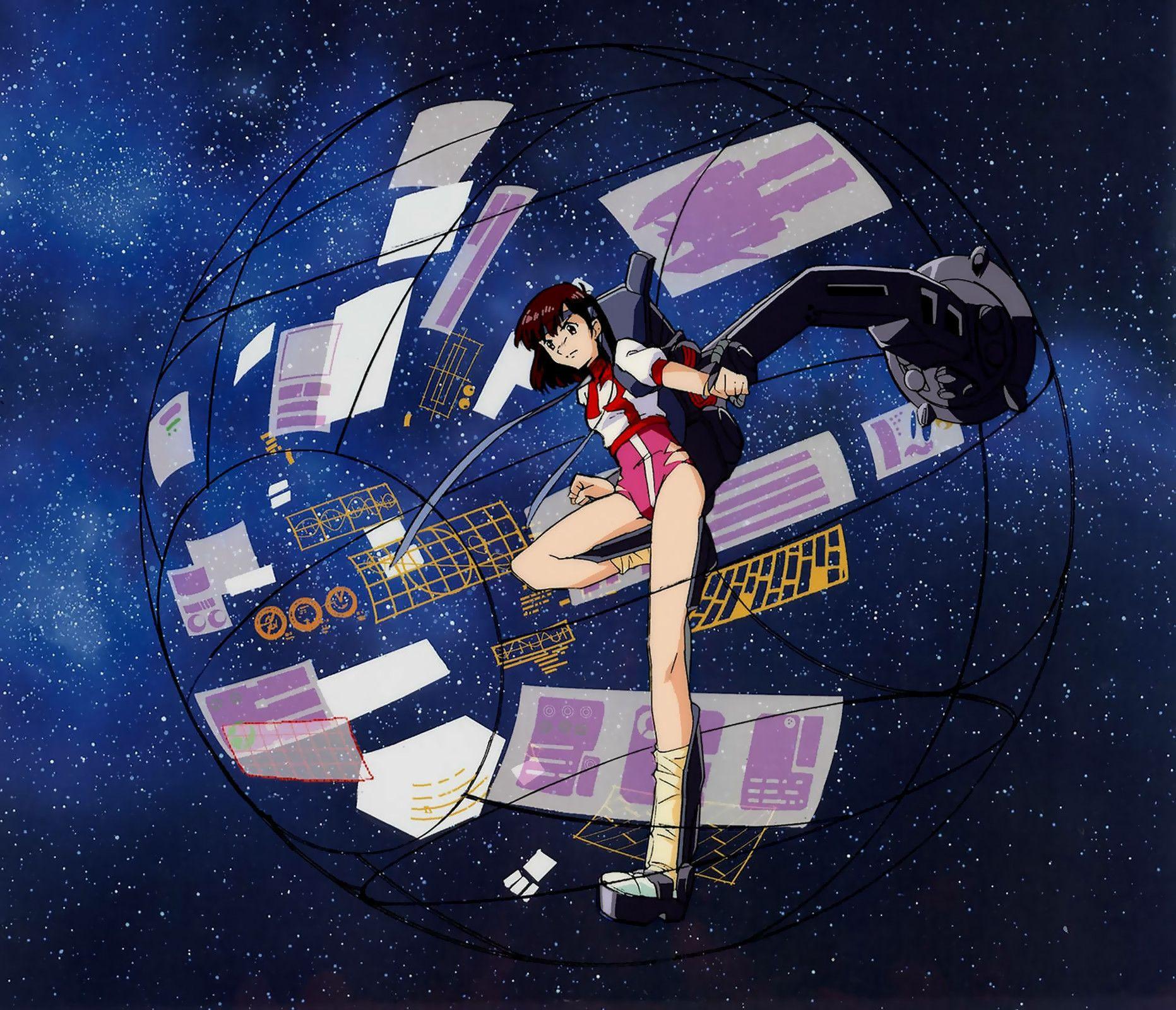 Gunbuster Anime Anime Comics Mecha